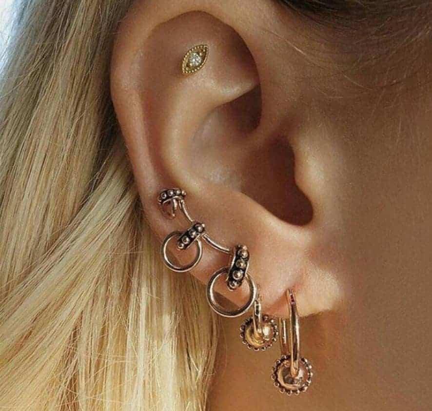 Home Fashion Jewelry Earrings Ear Cuff