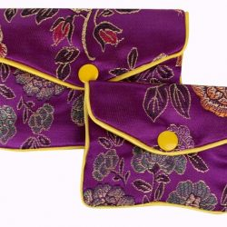 Cloth Silk Bags