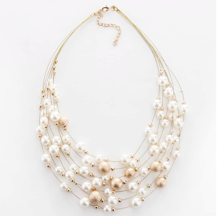 92ac1e68b Home / Fashion Jewelry / Fashion Necklaces / Layered Necklaces