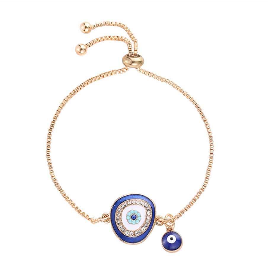 Women Fashion Adjustable Devil s Eye Bracelet 2color for choice -  FromOcean.com 8b7bdb89c